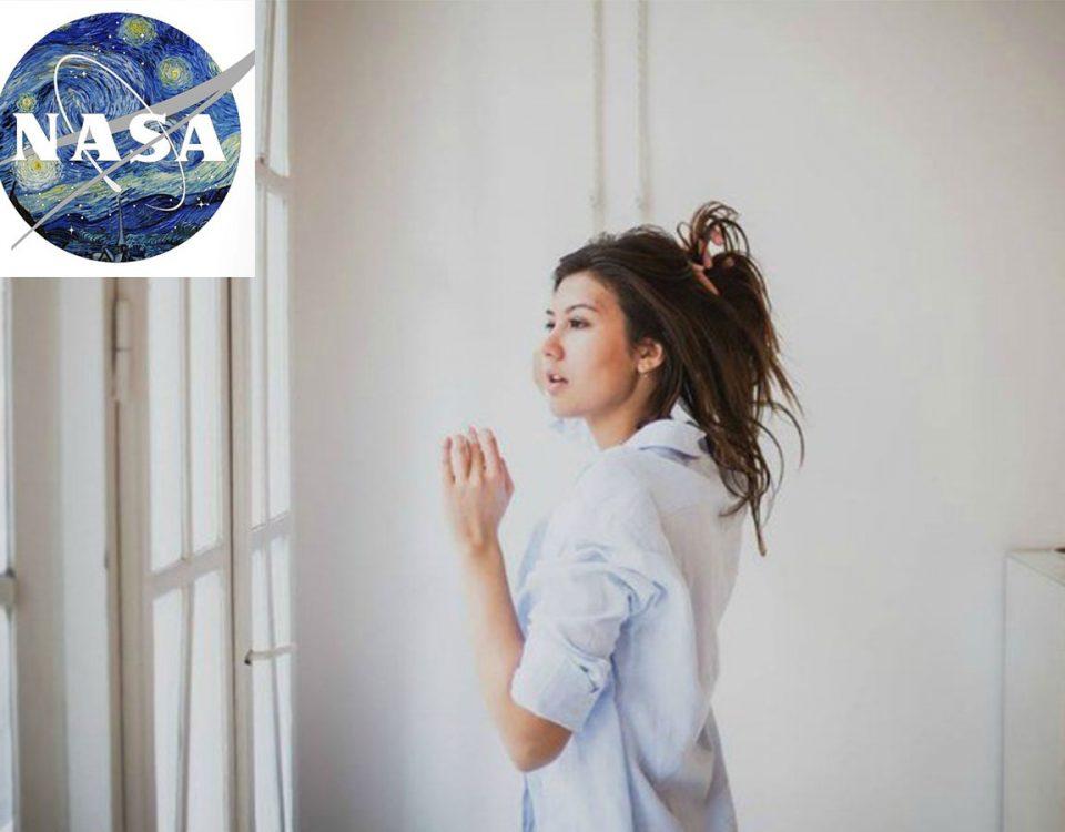 Jovana Rakezic NASA